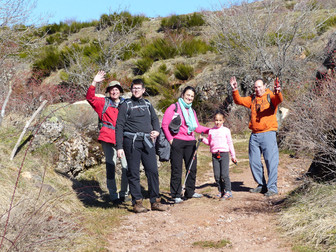 Trekking Familiar Villasecino