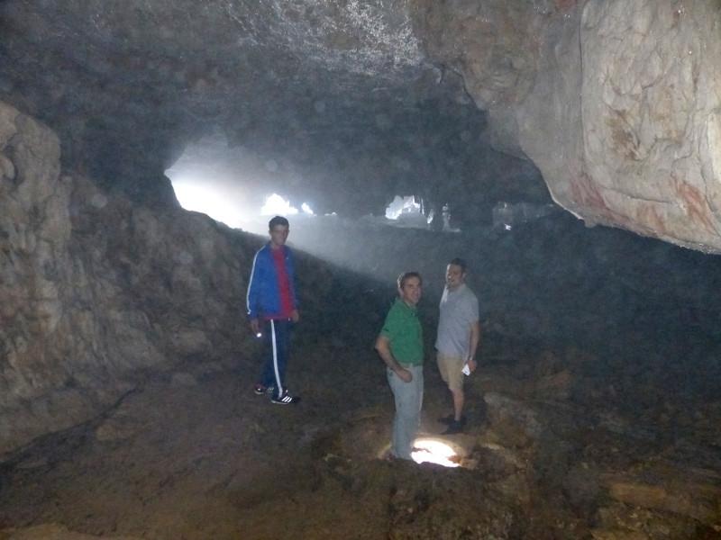 Cueva el Cobijeru