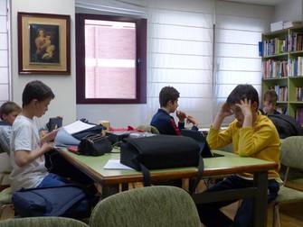 Estudio y juegos