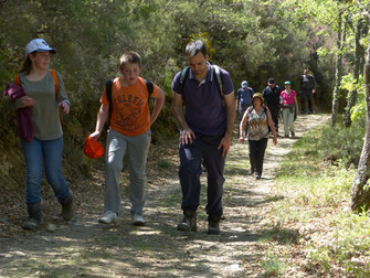Trekking Familiar en Noceda