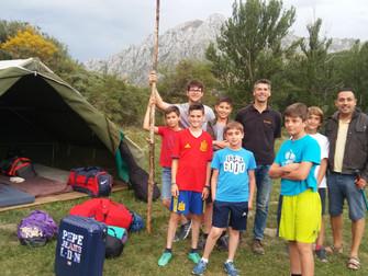 Valdelugueros 2019 English Camp