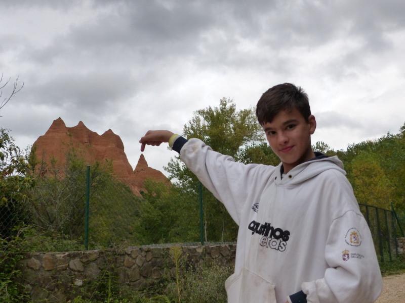 Tocando el monte
