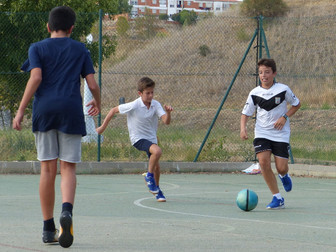 Club Juvenil Anciles en Benavente