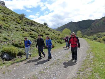Trekking Familiar La Cervatina