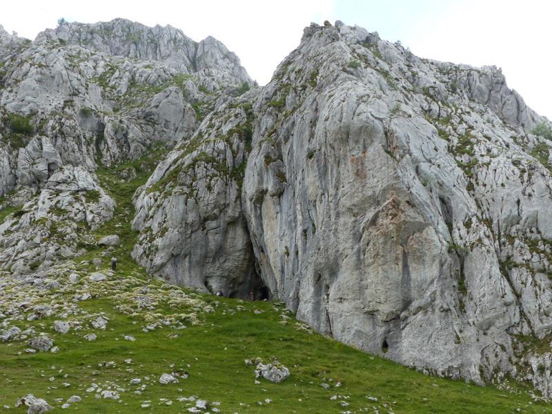 La cueva del descanso