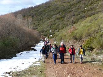 Trekking Familiar en Adrados