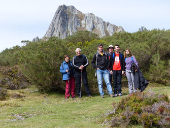 Trekking Familiar Pico Torres