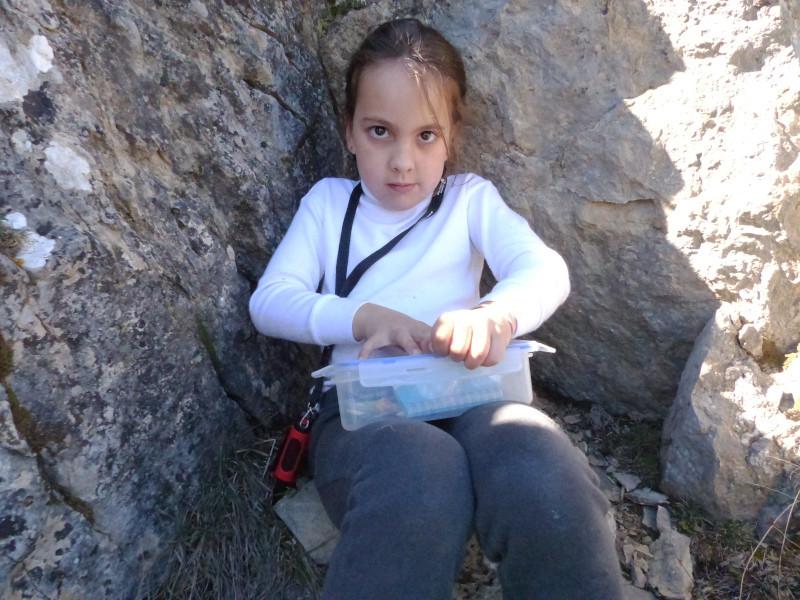 Geocaching descubierto