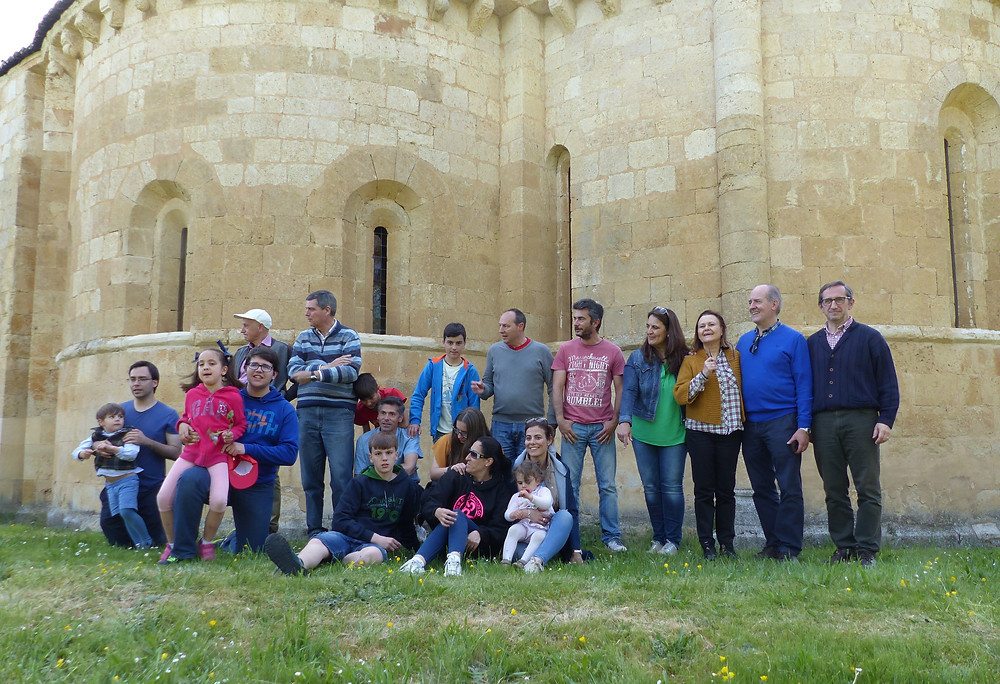 Exteriores del monasterio