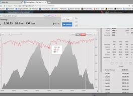 Trail running: entrenamientos específicos a ritmo de competición. Algunas consideraciones
