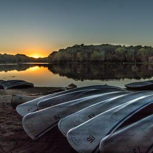 """Chain O' Lakes"", Harry deCourcy (Digital Photography using Adobe Lightroom CC & Photoshop Elements)"