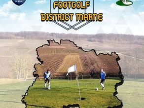 Challenge Gratuit Footgolf District Marne