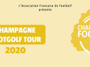 Le Champagne Footgolf Tour 2020