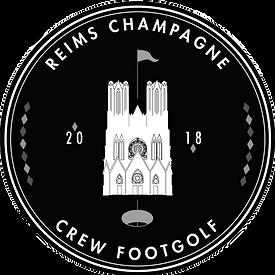 Logo Reims Champagne Crew Footgolf
