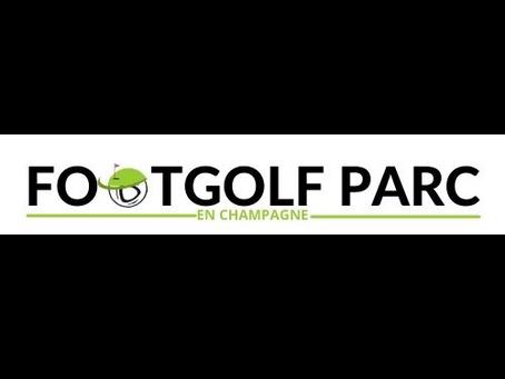 🚨 Le Footgolf Parc change son logo !
