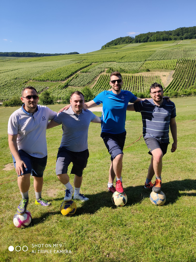 Footgolf entre amis