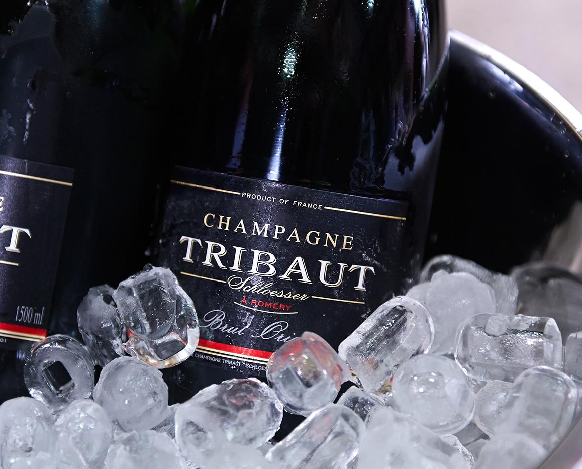 Champagne Tribaut Brut