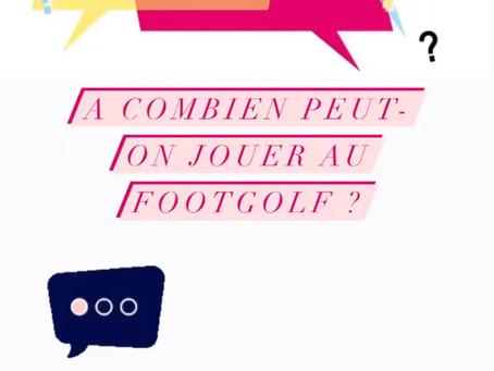 Les 23 choses à savoir sur le Footgolf (FAQ)