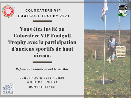 LE COLOCATERE VIP FOOTGOLF TROPHY