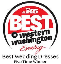 Best of Western Washington Wedding Dresses Seattle