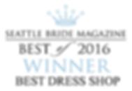 Best Dress Shop Seattle Bride Magazine