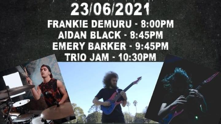 Melb Poly Recital Night, Sem 1 w/ Frankie Demuru + Aidan Black + Emery Barker
