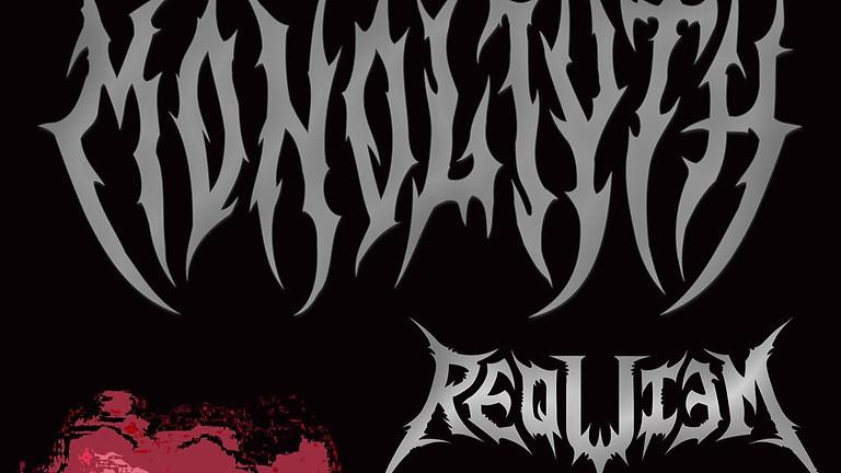 Monoliyth w/ Requiem  + Vexation + Ready for Battle