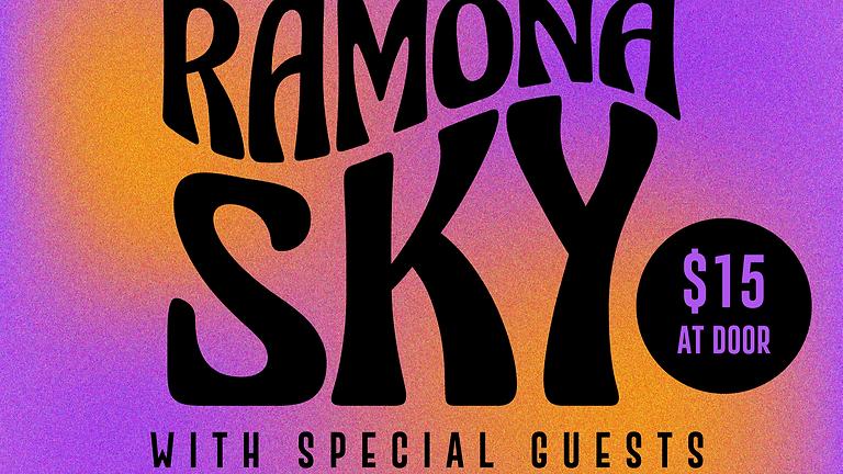 Ramona Sky w/ Champ Ruby + Verbrasco