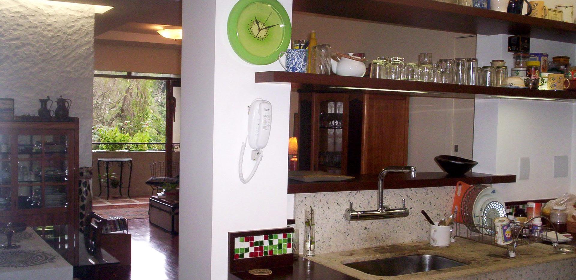 Apartamento em Laranjeiras | Cozinha