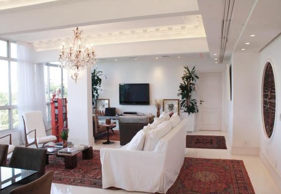 Apartamento na Glória   Sala
