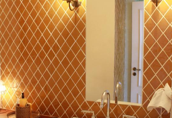 Apartamento na Glória   Banheiro