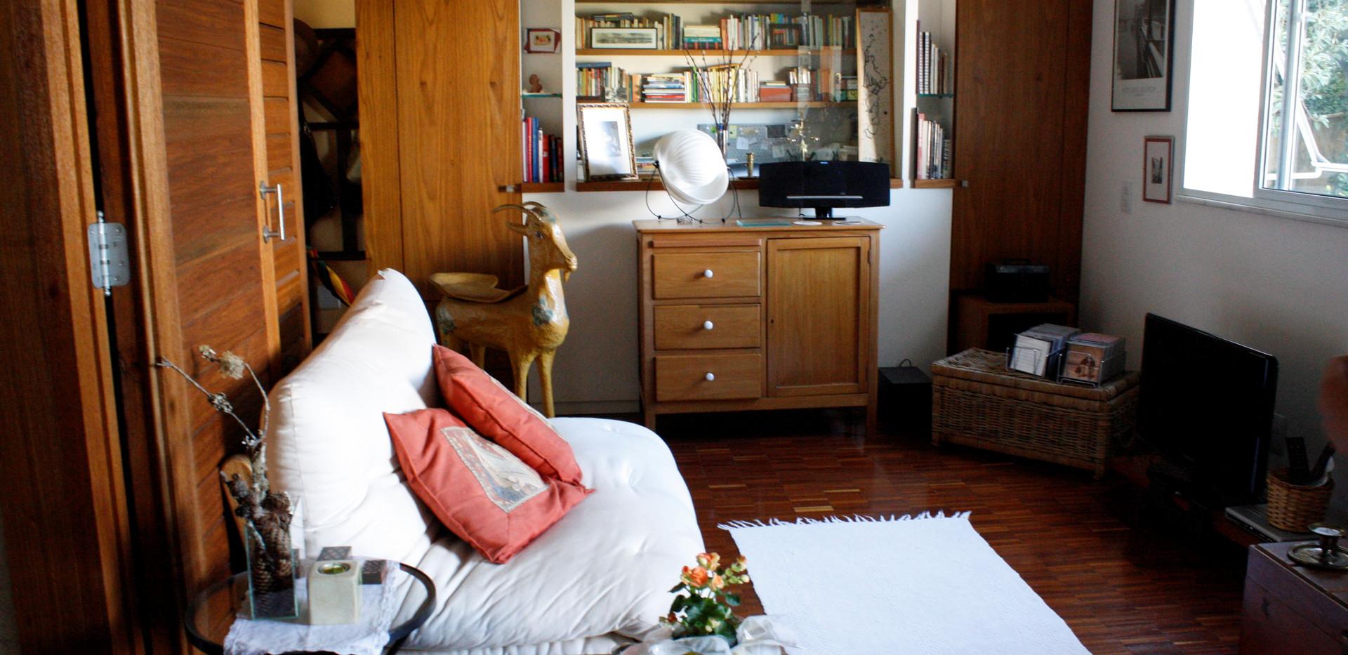 Apartamento em Laranjeiras | Sala