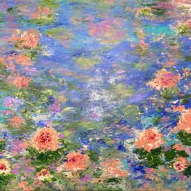 Unchanging Monet pond, 변하지 않는 모네의 정원