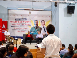 """What Say Youth"" Townhall – The Untold Stories of the Few"