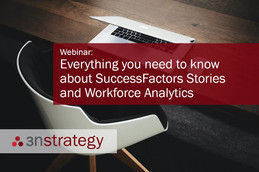 Everything you need to know about SuccessFactors Stories and Workforce Analytics