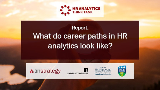 What do career paths in HR analytics looks like?