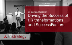Driving the Success of HR Transformations and SuccessFactors