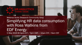 Simplifying HR Data Consumption with EDF Energy