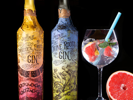 The Secret is out we have our own Gins