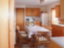 farmhouse style kitchen diner
