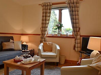 second cosy sitting room