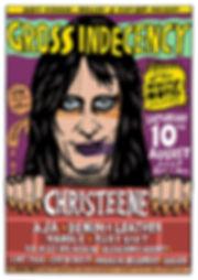 Christeene Poster