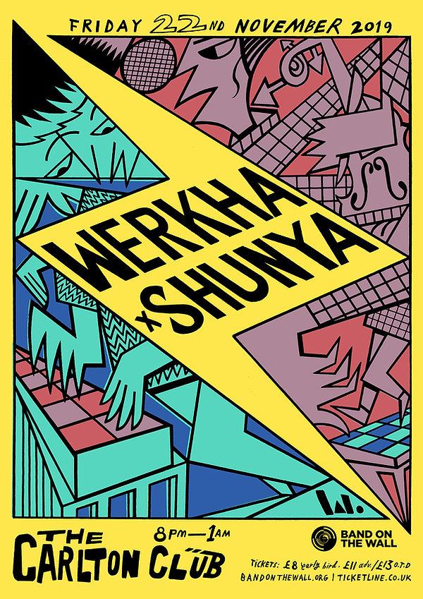 Werkha Shunya Poster