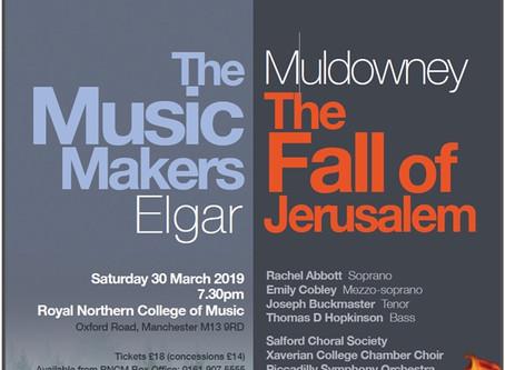 Salford Choral Society March 2019