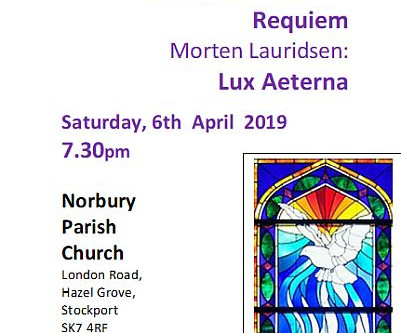 Concert at Norbury Parish Church