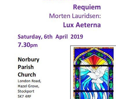 Concert at Norbury Parish Church