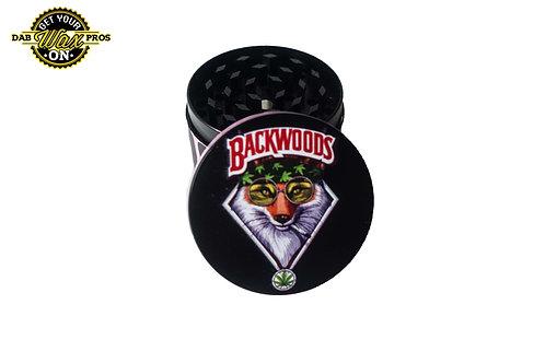 Backwoods Fox Grinder 3pc