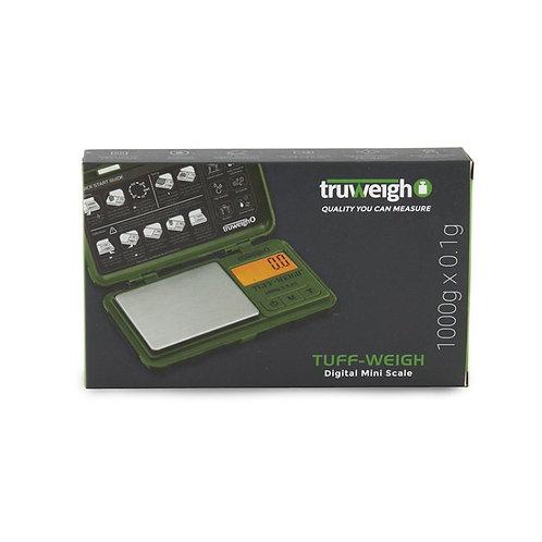TRUWEIGH TUFF-WEIGH SCALE - 1000G X 0.1G