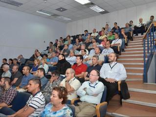 "First ""Photonics Center"" seminar on fiber components"