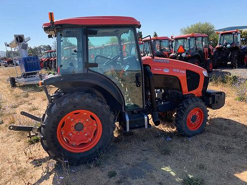 Tractor Kubota M5N-091HDC12, Cab Narrow Vineyard tractor
